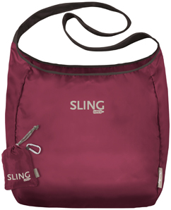 ChicoBag Sling rePETe Tourmaline (Photo: ChicoBag)