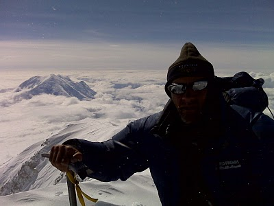 20,320 feet - Denali Summit, 2009 (Geoff Harper Photography)
