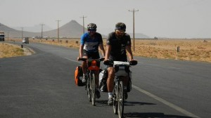 Riding through 13 countries isn't for the faint of heart.